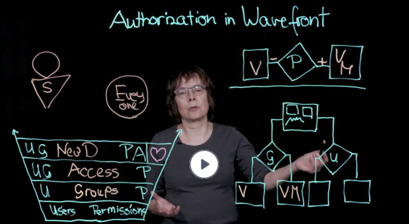 Authorization in Wavefront