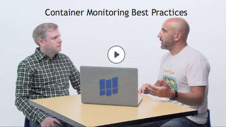 container monitoring best practice