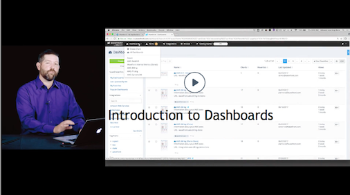 introduction to dashboards